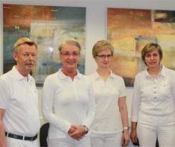 Zahnärztliche Praxisgemeinschaft - Dr. Martina Schamuhn, Dr. Peter Kruse, Dipl. Stom. Christiane Weber, Dipl. Stom. Sabine Peters