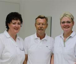 Ihr Zahnarztteam von Dr. Peter Kruse